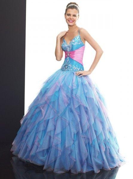 quinceanera dresses 2012