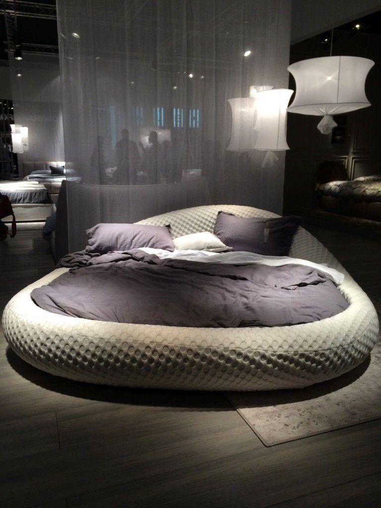round bed with massage mattress adjustable bed d n n d d n dµ don d d d n d