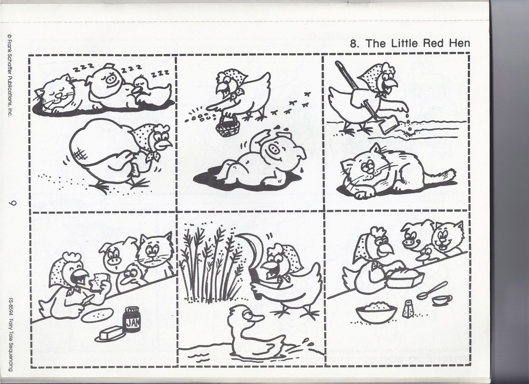 Short Storie For Kids Worksheet Abou Snow White