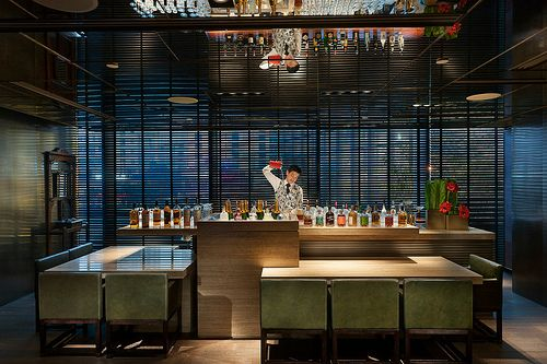 The Loft at Mandarin Oriental, Guangzhou by Mandarin Oriental Hotel Group, via Flickr