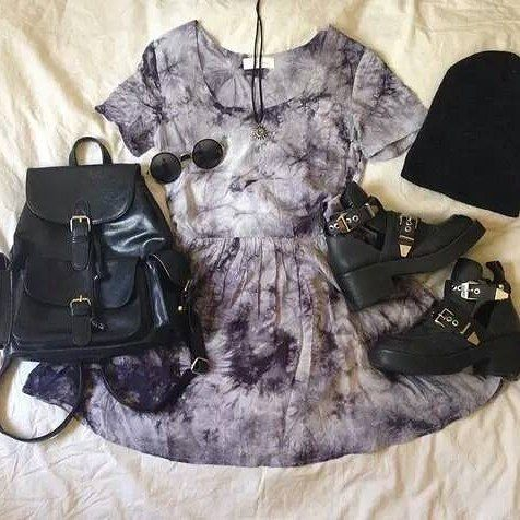 Imagen de fashion, outfit, and dress