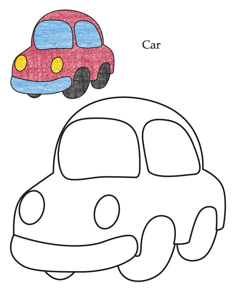toy car coloring pages - Google Search | Party - Cars | Pinterest ...