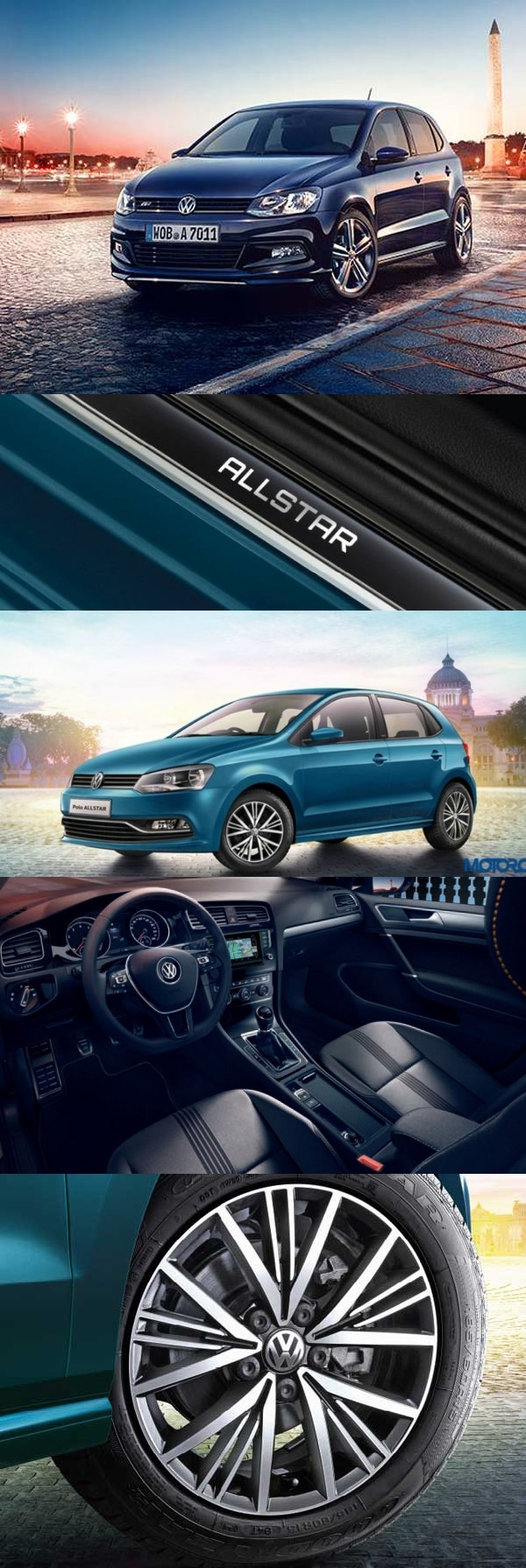 Volkswagen Polo ALLStar Launched in India at INR 7.51 Lakh