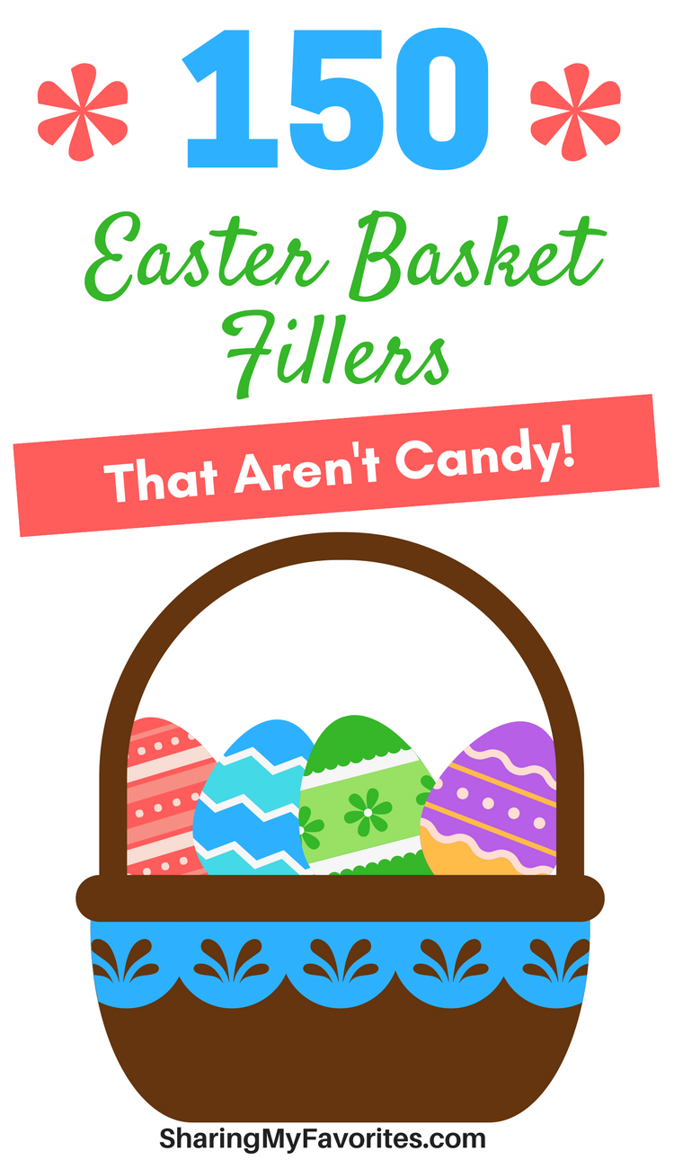 150 non candy easter basket ideas for kids easter easter 150 non candy easter basket ideas for kids negle Gallery