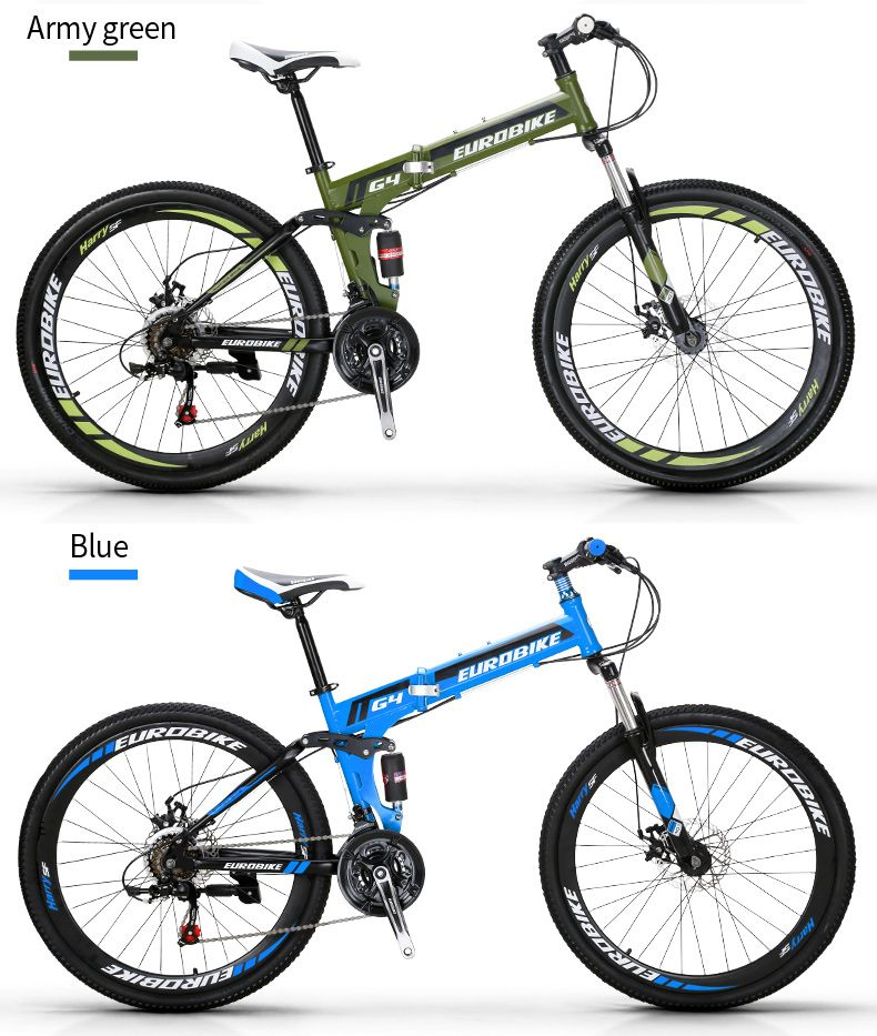 Abike Folding Bike