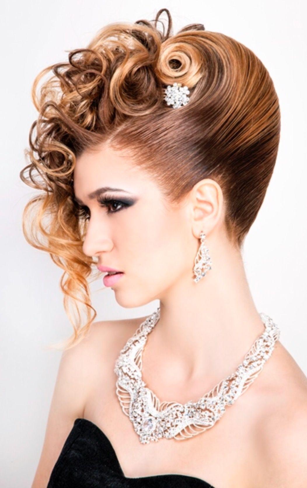image result for avant garde wedding hair | wedding wish in