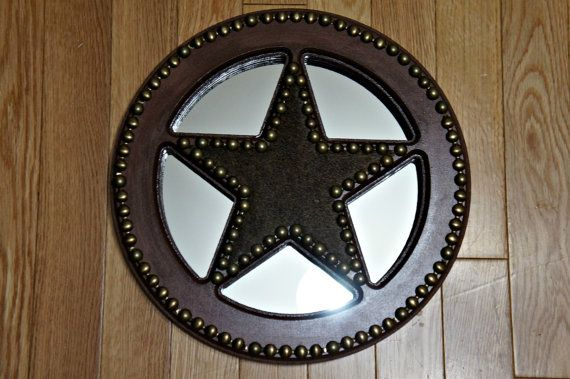 Texas Star Decor Rustic Star Decor Rustic by LittleFencesStudio, $40.00