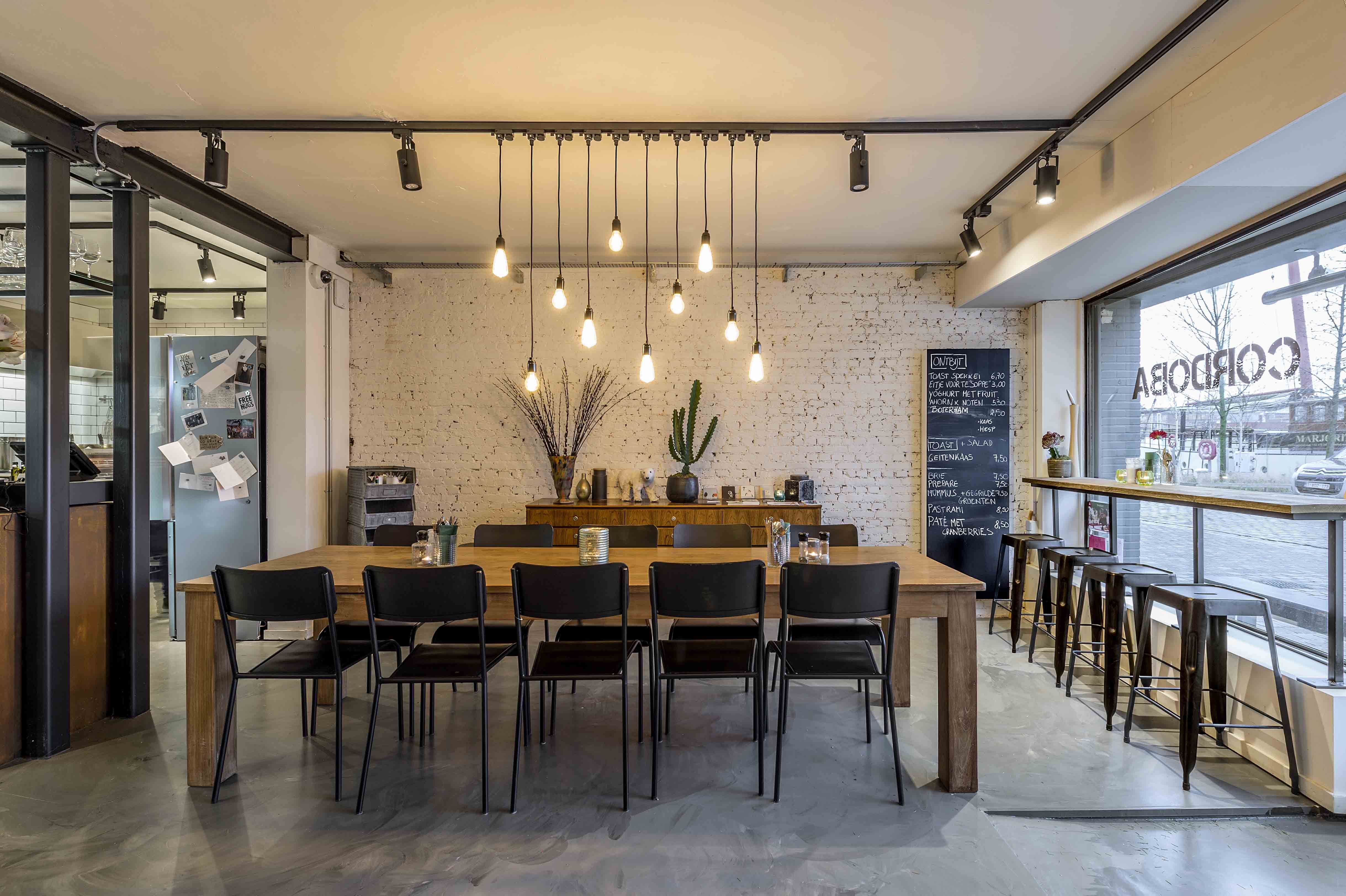 Cordoba Lunchbar Antwerpen By Studio Lemmens Studio  # Muebles German Cordoba Capital