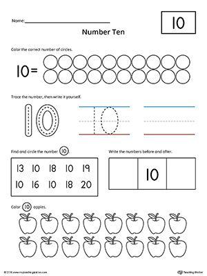 preschool writing numbers printable worksheets writing pinterest worksheets math and. Black Bedroom Furniture Sets. Home Design Ideas