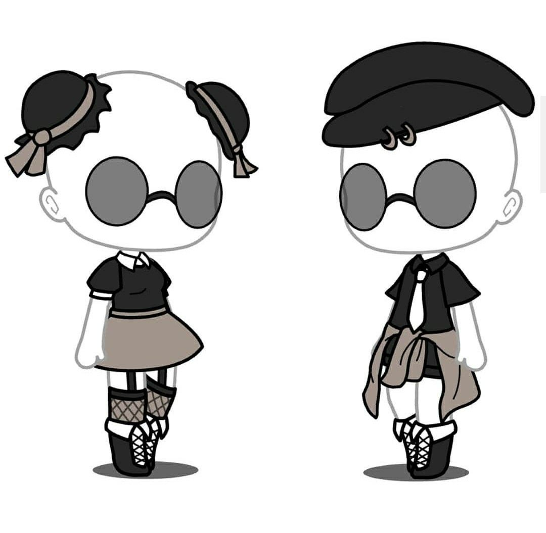Pin by galaxyclaw on gacha outfit in 2020 anime outfits