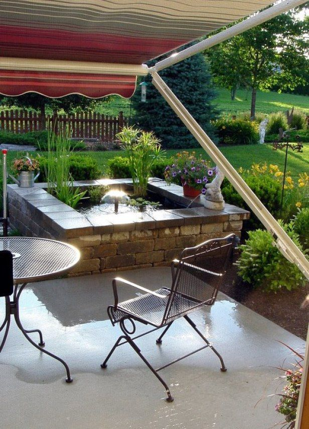 You cant even tell its the same patio! said a reader ...