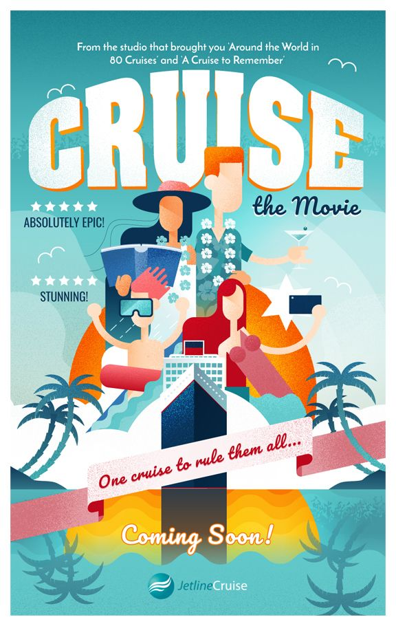 Cruise the movie poster