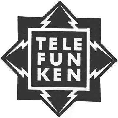 Telefunken foi uma empresa alemã fabricante de rádios, televisores e componentes eletrotécnicos, fundada em 1903 em Berlim como Gesellschaft für drahtlose Telegraphie m.b.H., System Telefunken.