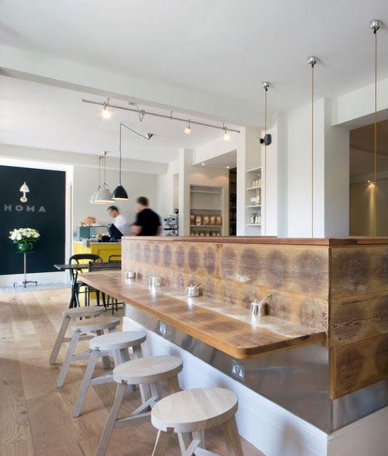 Hospitality Design, Cafe Design
