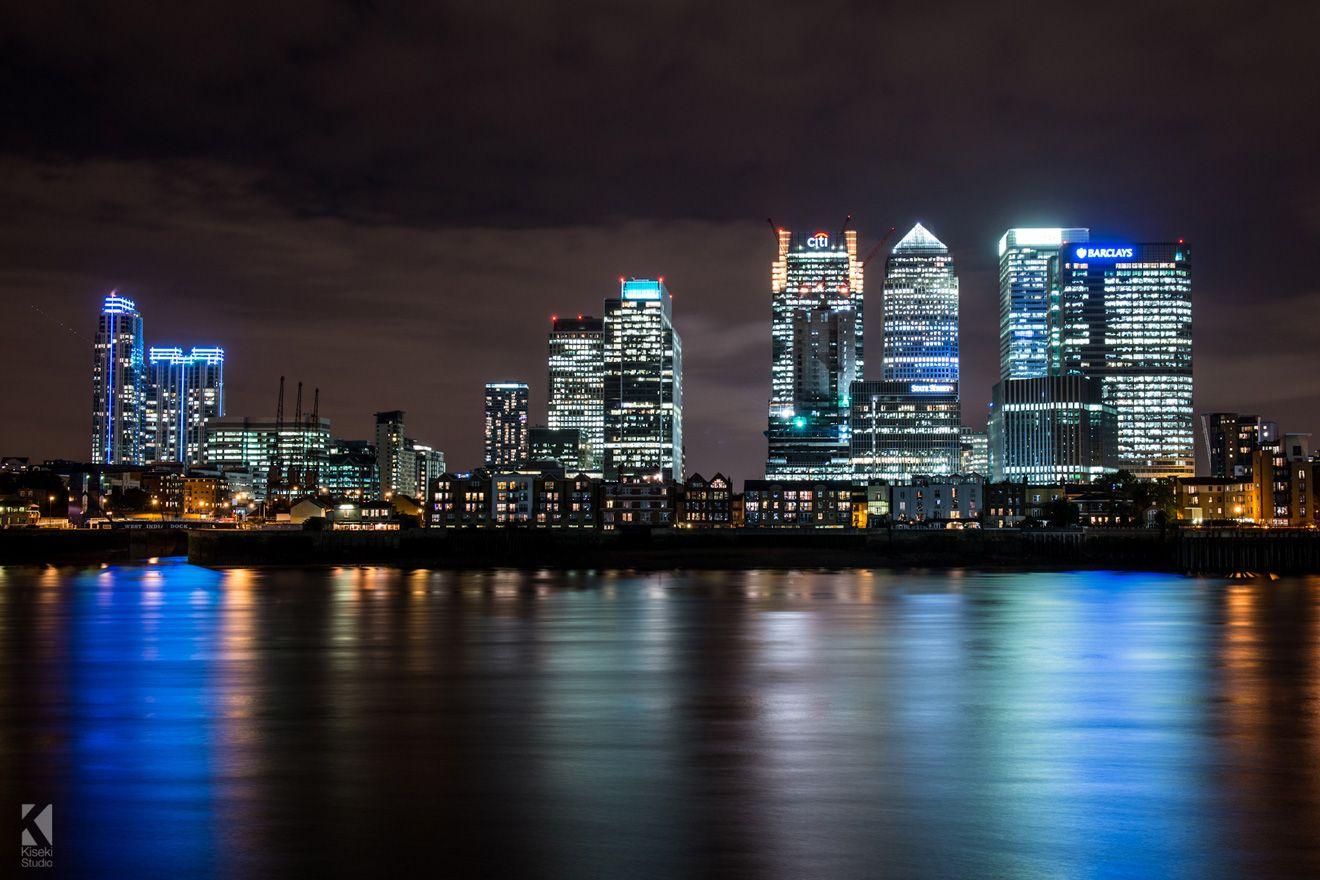 Landscape Night London