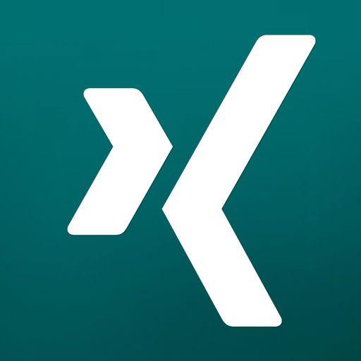 xing logo icon design favorites app Ios app icon