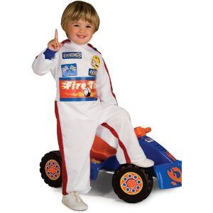 Toddler Boy Race Car Driver Costume Size 2t 4t Cool Halloween Costumes Racer Costume Race Car Driver Halloween Costume
