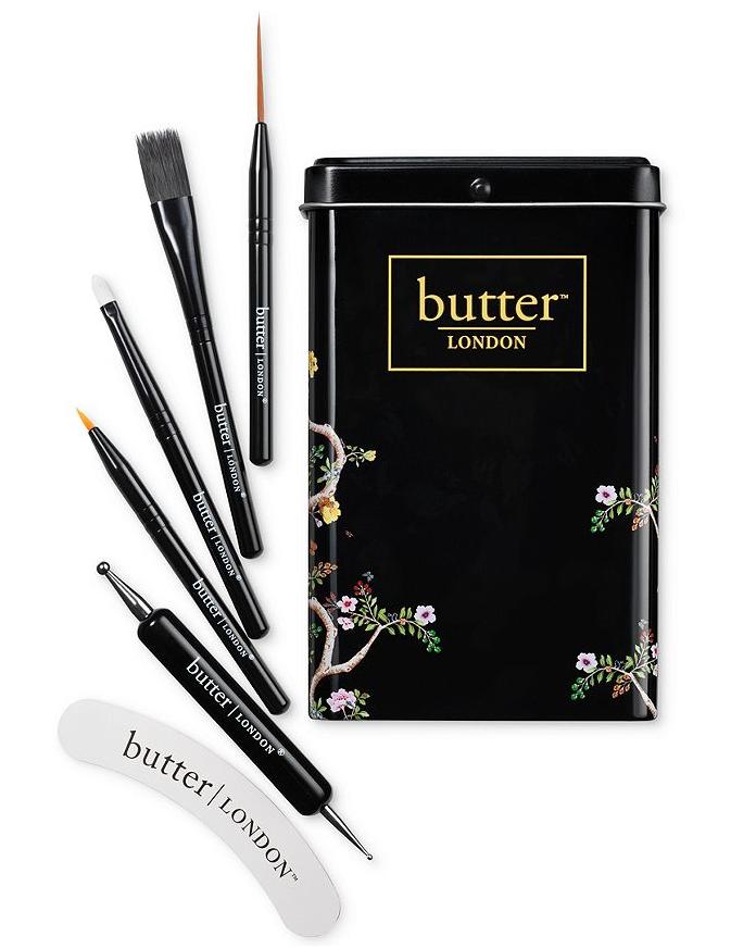 Beauty Blogger Tonya Mann's June faves Butter London nail