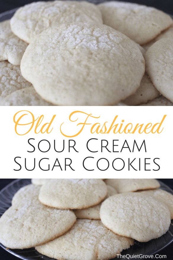 Old Fashioned Sour Cream Sugar Cookies Sour Cream Sugar Cookies Sour Cream Cookies Favorite Cookie Recipe