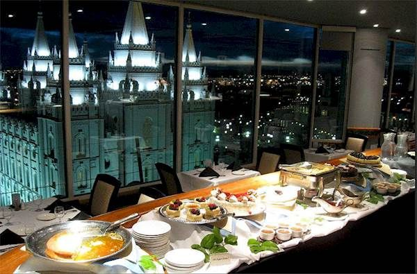 The 7 Most Expensive Restaurants In Salt Lake City Worth