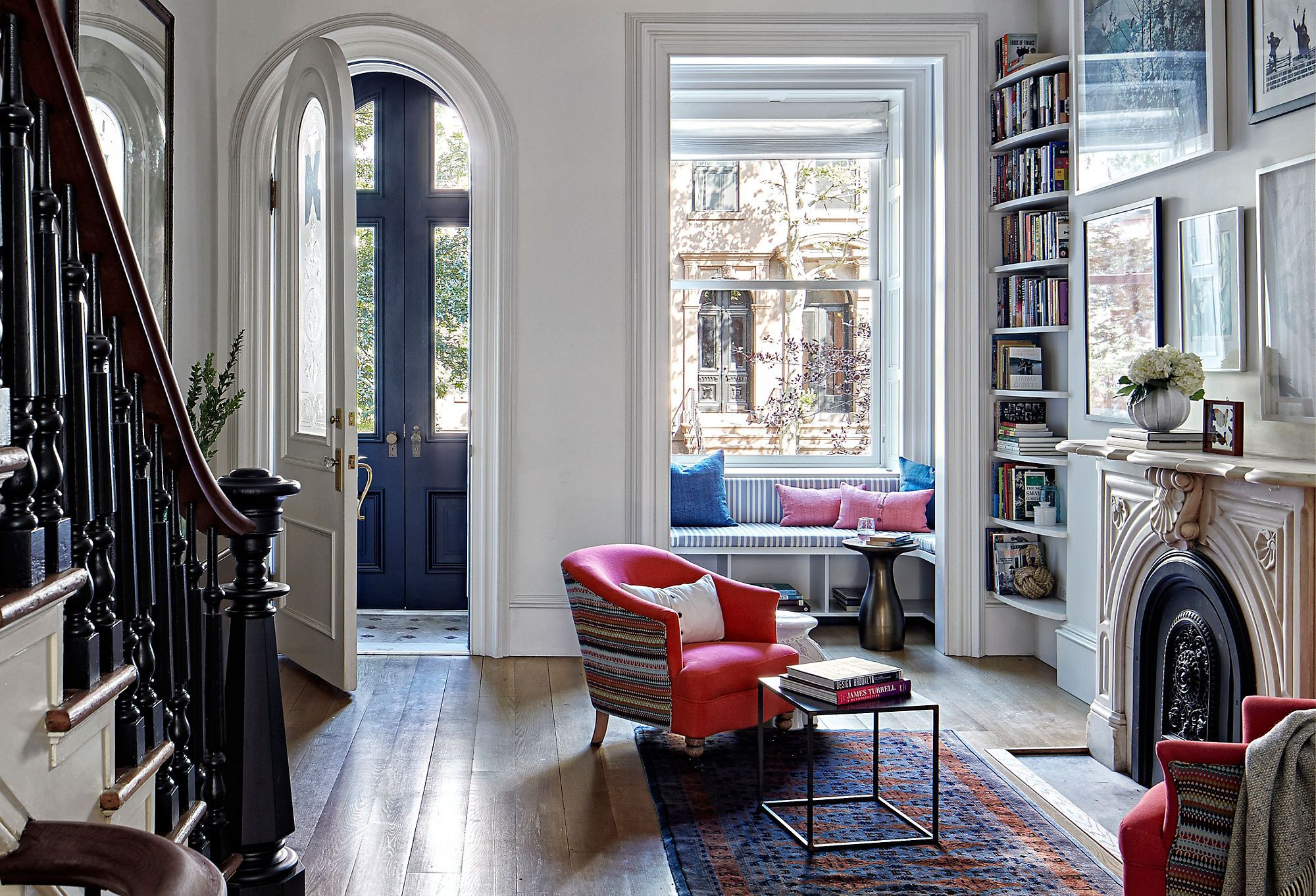 Great Character, Gorgeous Style: The Brooklyn Brownstone
