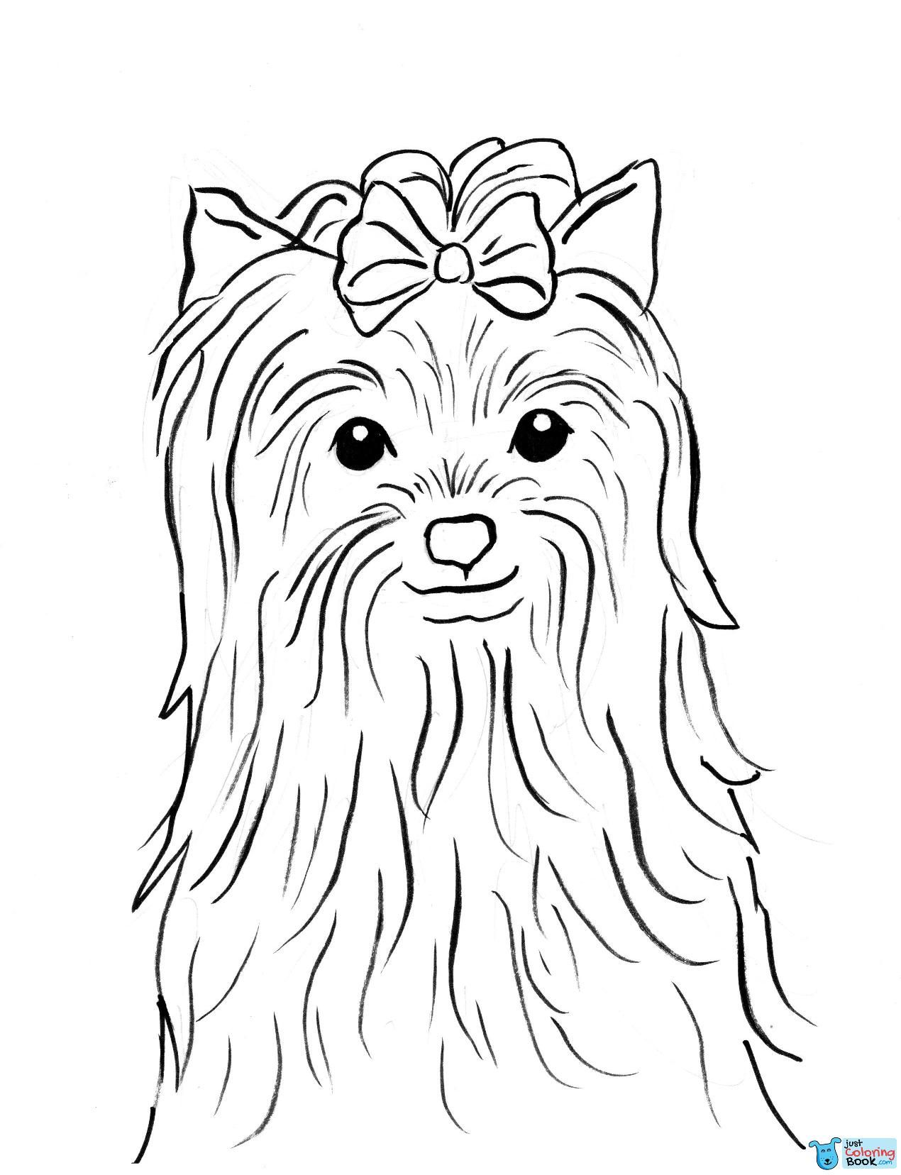 Part 145 Zootopia Judy Hopps Coloring Pages In Silky Terrier Coloring Pages Free Download Dog Coloring Page Puppy Coloring Pages Animal Coloring Pages