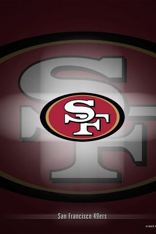 san francisco 49ers | San Francisco 49ers NFL iphone-Android wallpaper | 49ers | Pinterest | San ...