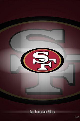 san francisco 49ers | San Francisco 49ers NFL iphone-Android wallpaper | 49ers | Pinterest | San ...