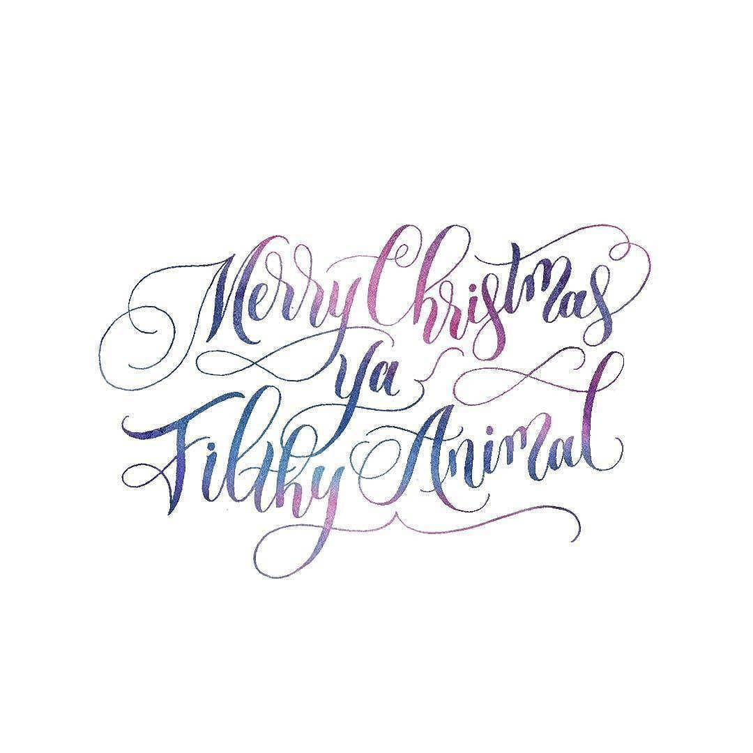Christmas isn't over until you've watched Home Alone 1 & 2. Type by @taraleighjohnston - #typegang - free fonts at typegang.com | typegang.com #typegang #typography