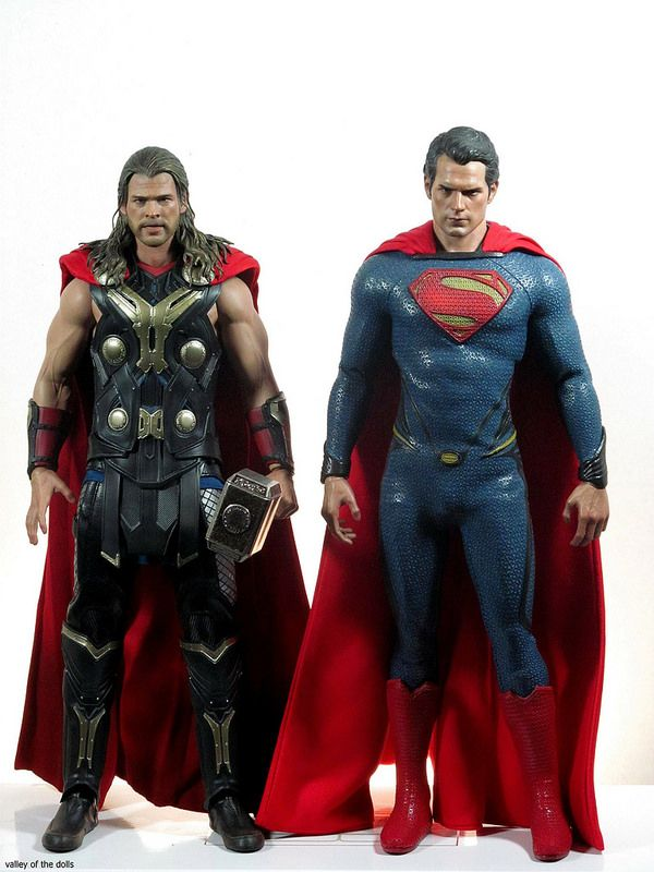Thor Dark World From Hot Toys Hot Toys Thor Male Doll