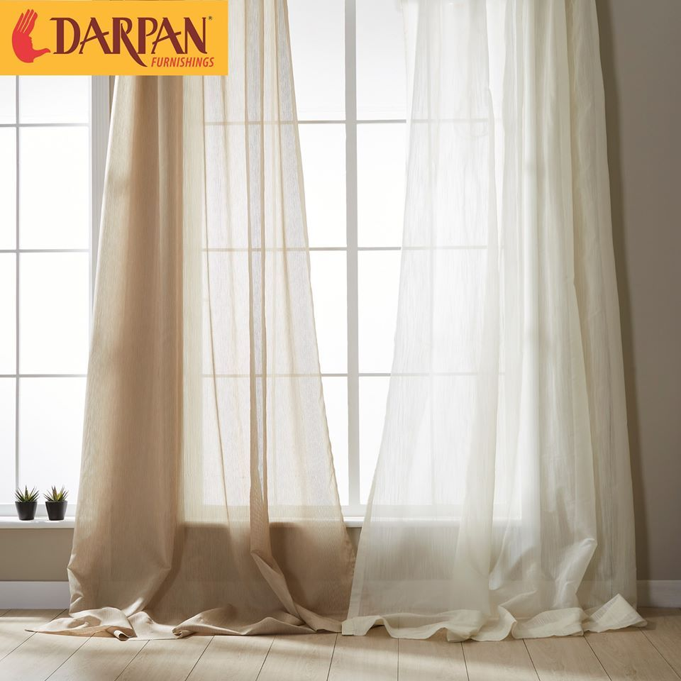 Serenity Sheers Curtain Collections Now Available At Darpanfurnishings Visit Today In 2020 Curtain Designs Cool Curtains Home Curtains