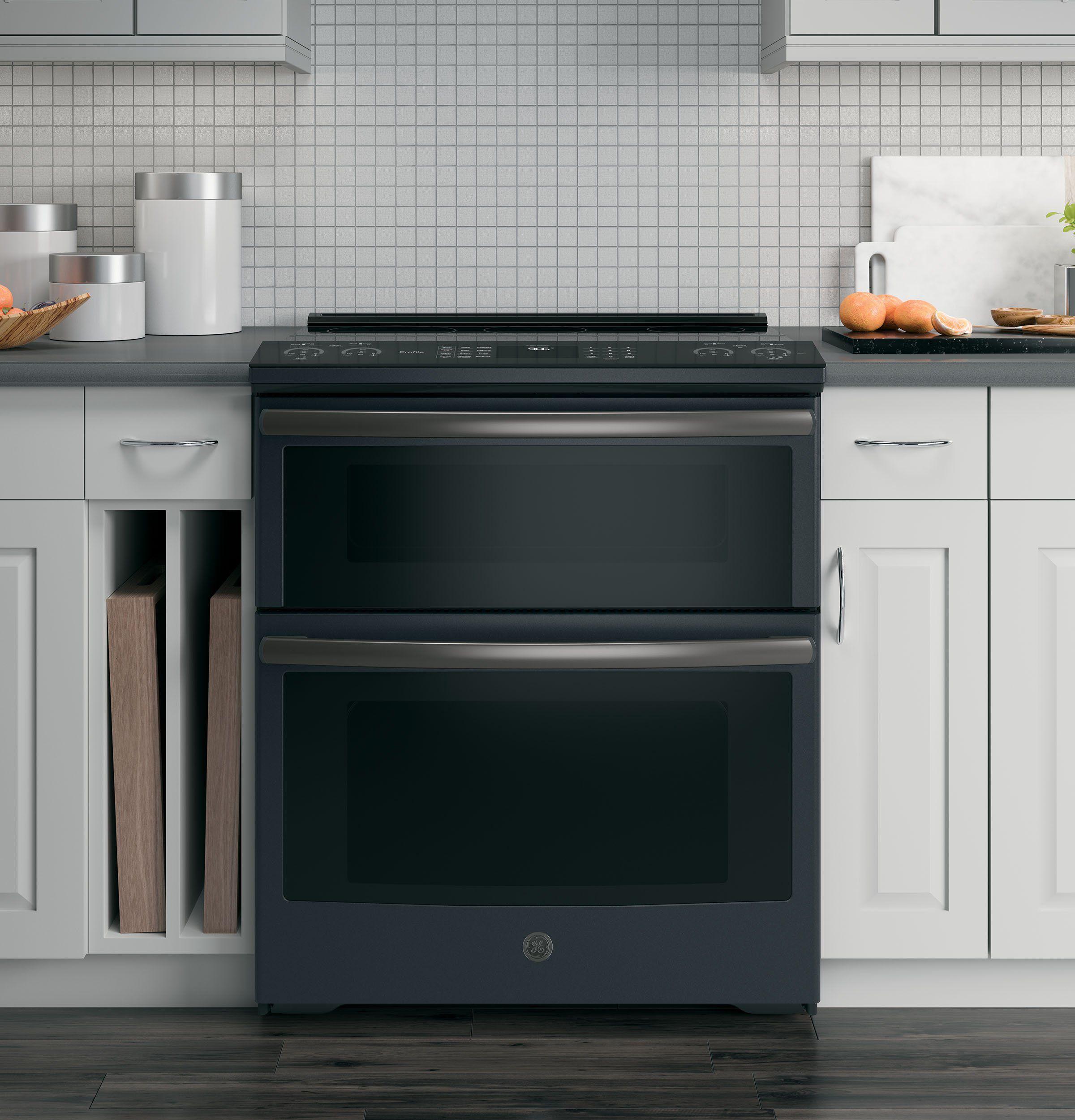 Double Oven Convection Smart Range