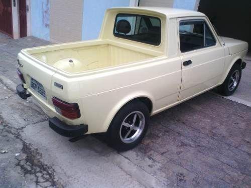 Fiat 147 Pickup Saboneteira Aceito Trocas Inclusive Moto Carros