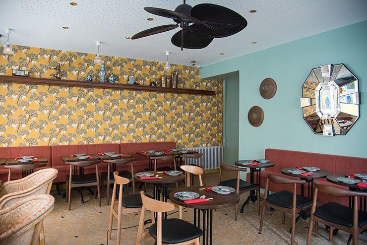 Wisteria De La Collection Frontier De Cole And Son Restaurant