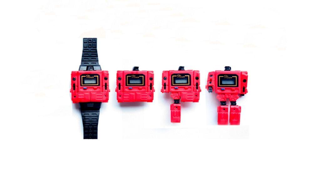 El Reloj #Transformer Querían sabor? Aqui taaaaa... @AlexPinedaD @gersonmd @el6omez @coockuu