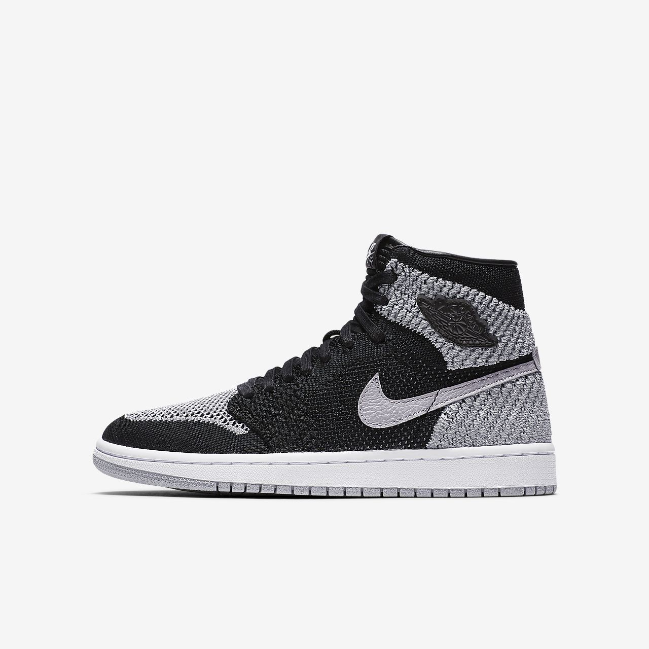 e9e932ad4661 Air Jordan 1 Retro High Flyknit Older Kids  Shoe