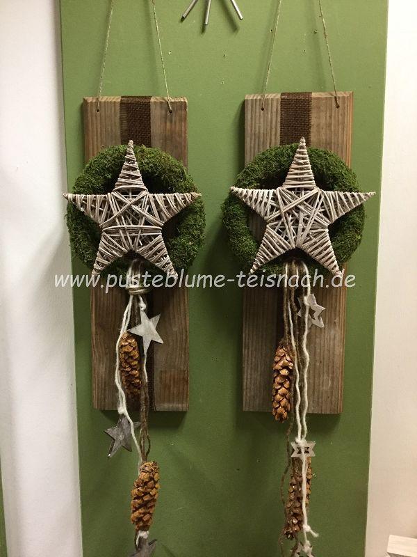 Advent - Pusteblume - Floristik & mehr #weihnachtsmarktideenverkauf