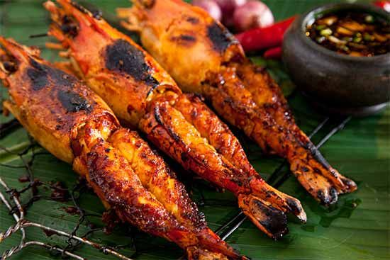 13 Udang Galah Bakar Resep Masakan Resep Masakan Indonesia Resep
