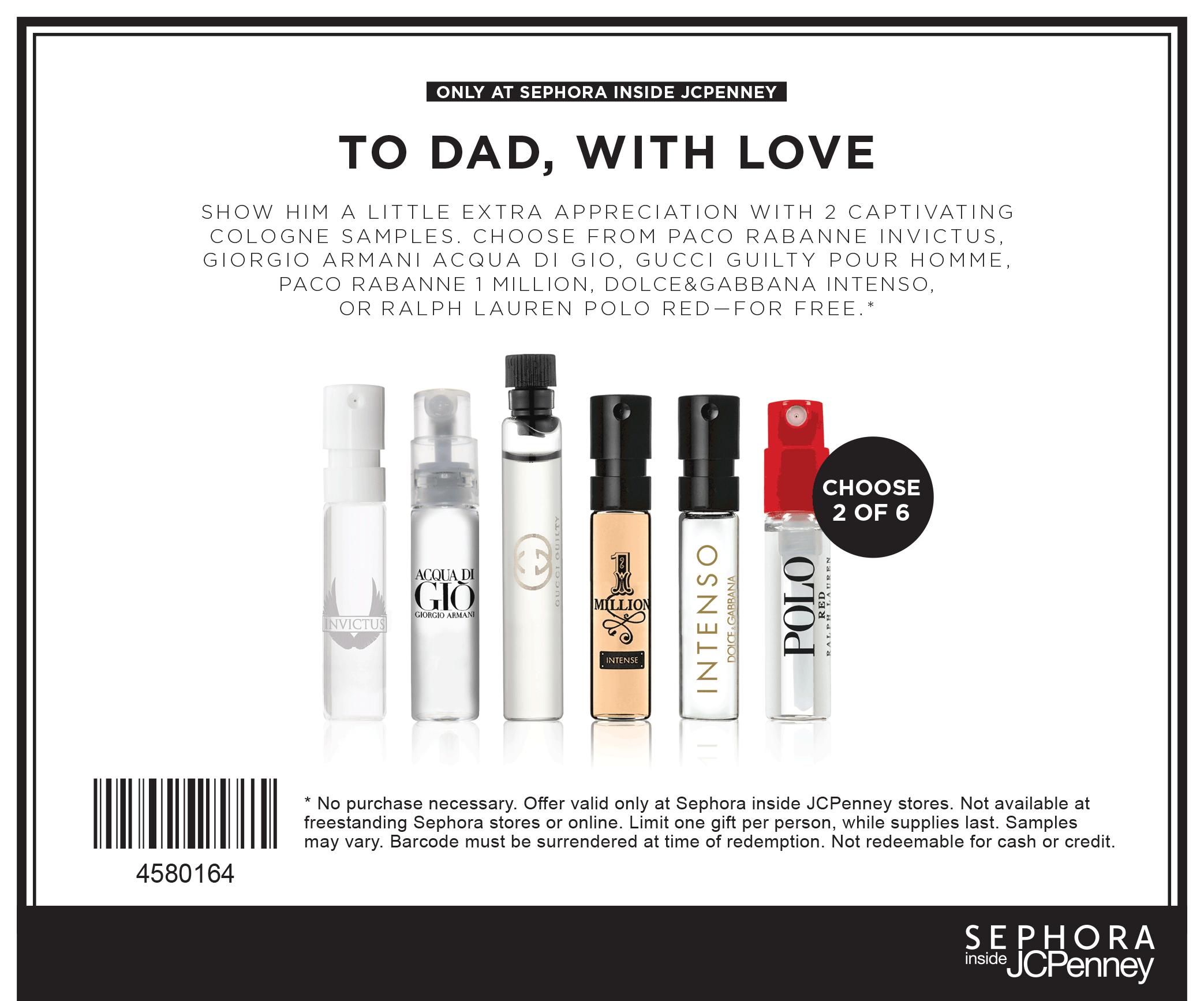 Pinned june 20th free sample couple dolce gabanna fragrance in free sample couple dolce gabanna fragrance in store at coupon free sample couple dolce gabanna fragrance in store at promo code from the coupons app fandeluxe Choice Image