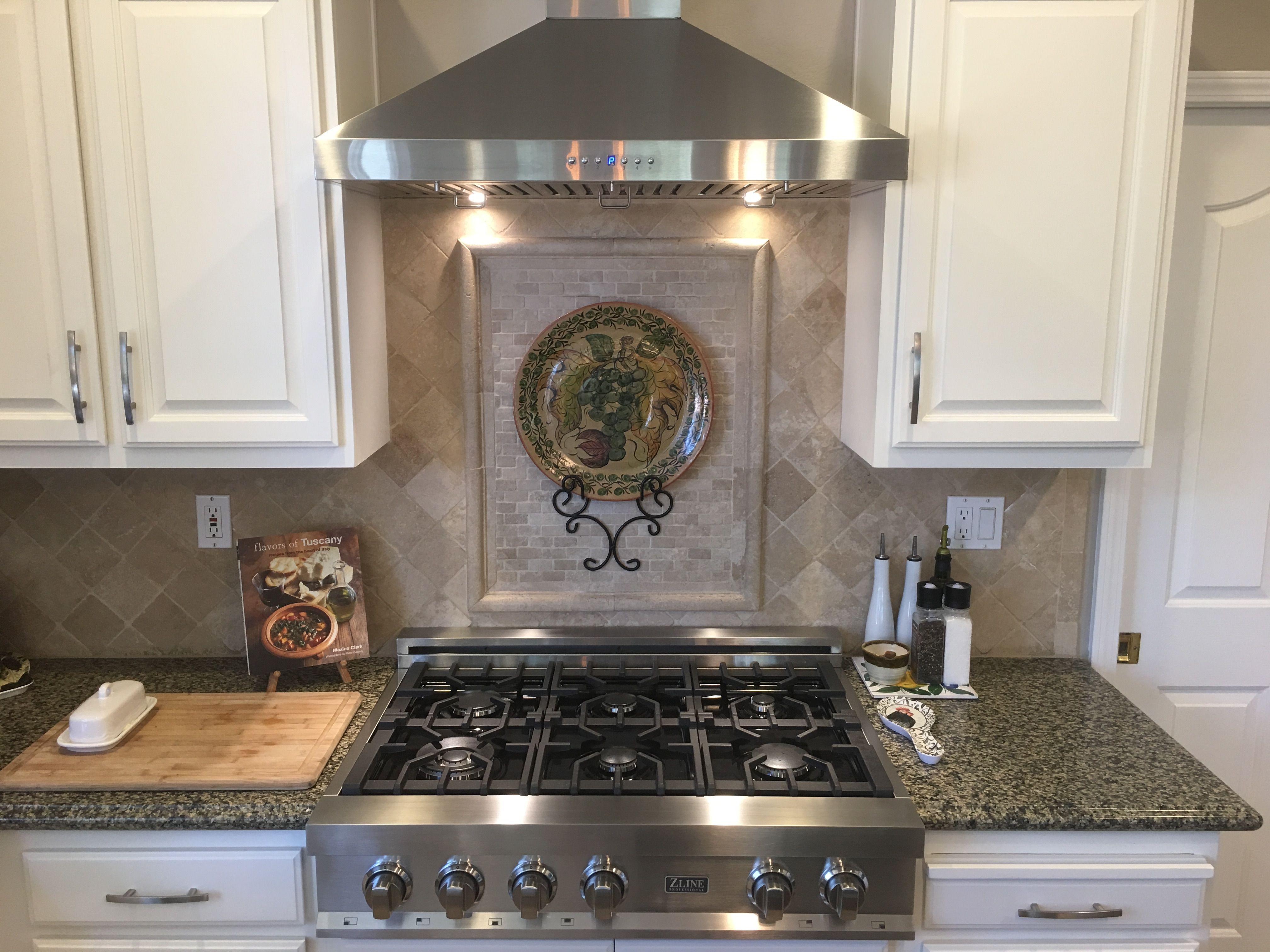 Zline 36 In Porcelain Rangetop With 6 Gas Burners Rt36 Kitchen Ventilation Kitchen Cooking Range