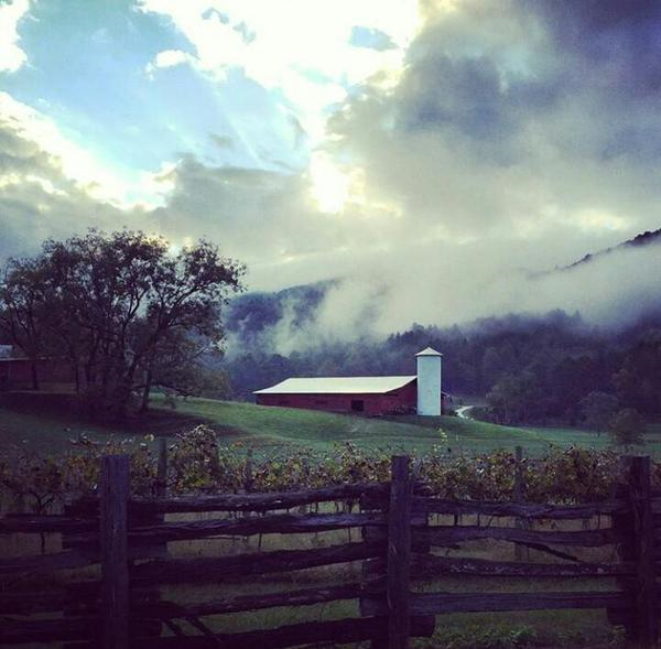 There's A Restaurant On This Remote Farm You'll