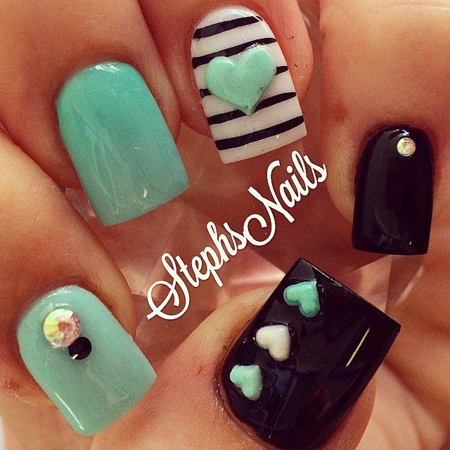Pin de Michelle Panzella en nail designs   Pinterest