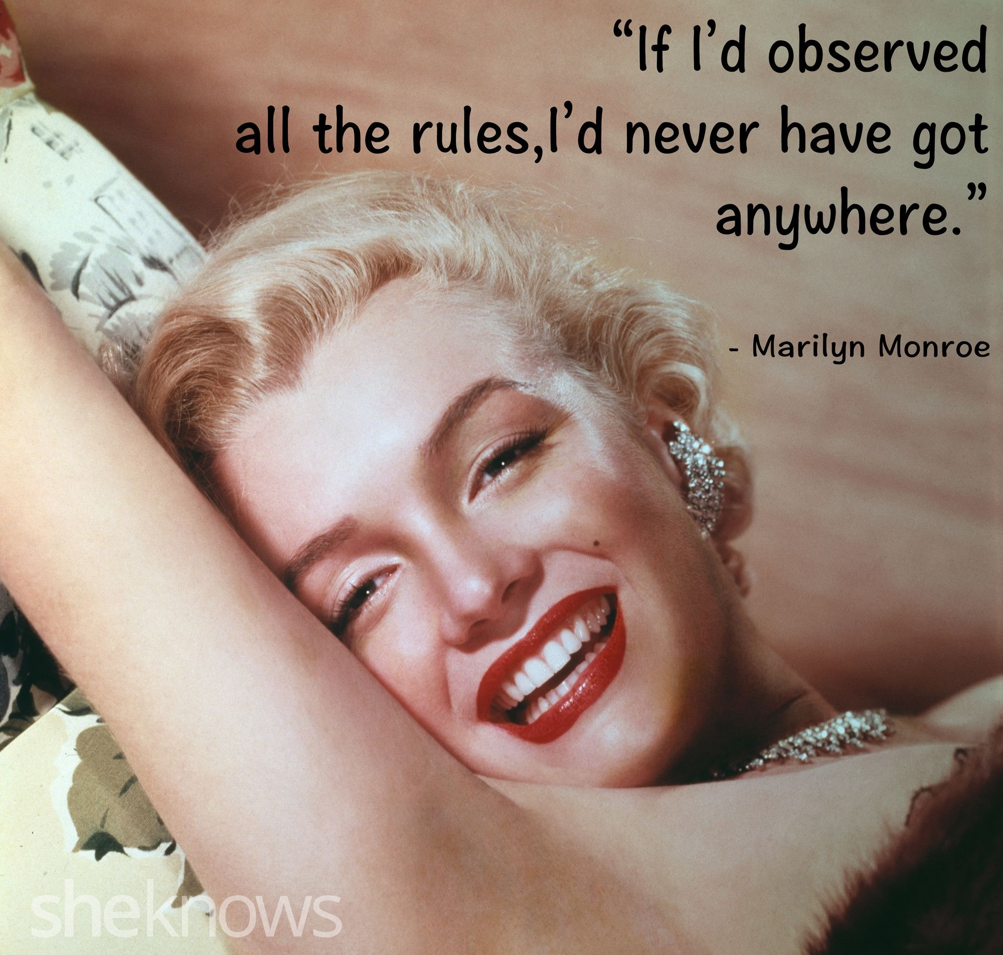 13 marilyn monroe quotes that are still relevant today marilyn lisa eldridge marilyn monroe makeup fascinating history of mms makeup routine along with tutorial baditri Images