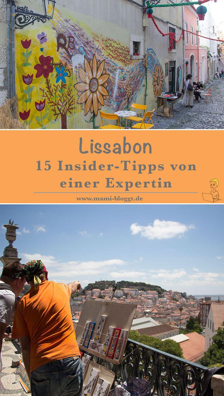 Lissabon: 15 Insider-Tipps einer Expertin #traveltoportugal