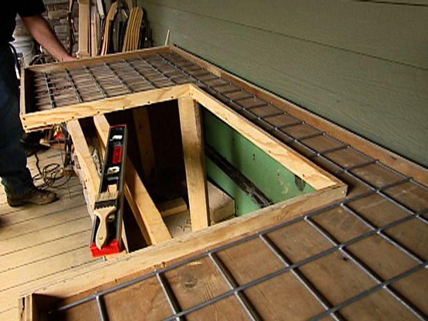 Elegant Another DIY Concrete Countertop.   Ideas For Our Outdoor Spaces.    Pinterest   Diy Concrete, Countertop And Concrete