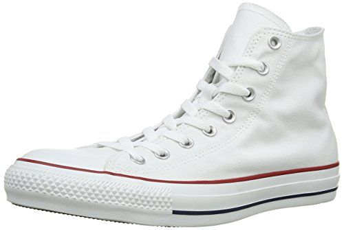 Converse CT All Star Hi Sneakers Unisex Adulto Bianco Optical O0H