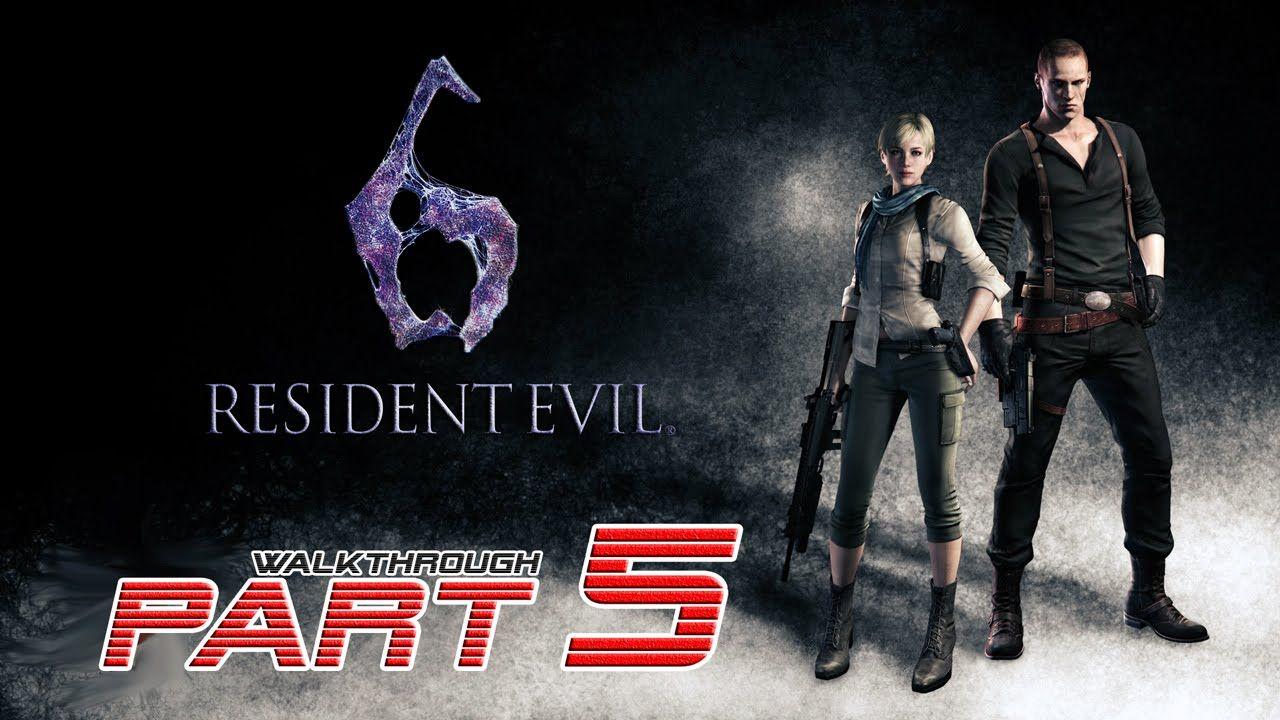 resident evil 6 walkthrough