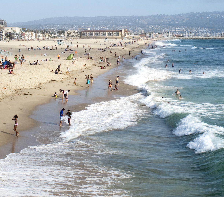 Hermosa Beach California high end posters travel