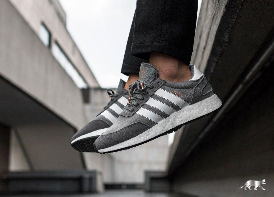 adidas I-5923 Boost Grey Adidas iniki and Adidas - 15 minuten k che