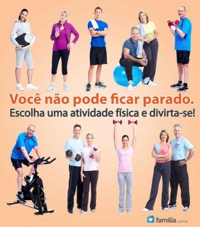 Familia.com.br | Como escolher um esporte ou exercício apropriado para você. #Exerciciofisico #Esporte